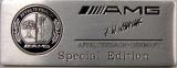 Samolepící znak Mercedes AMG special edition
