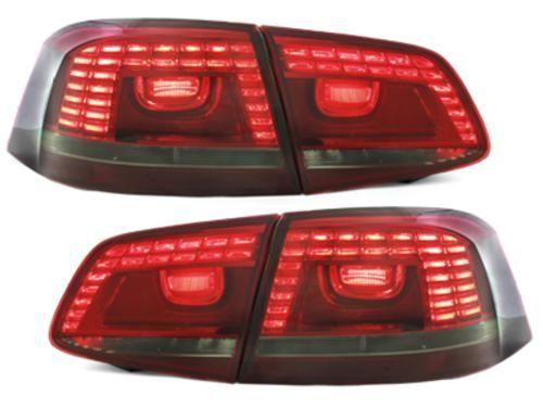 Dectane Zadní LED světla Volkswagen Passat 3C Variant, červeno-kouřové
