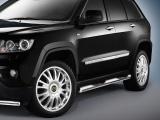 Nerez boční nášlapy Jeep Grand Cherokee IV