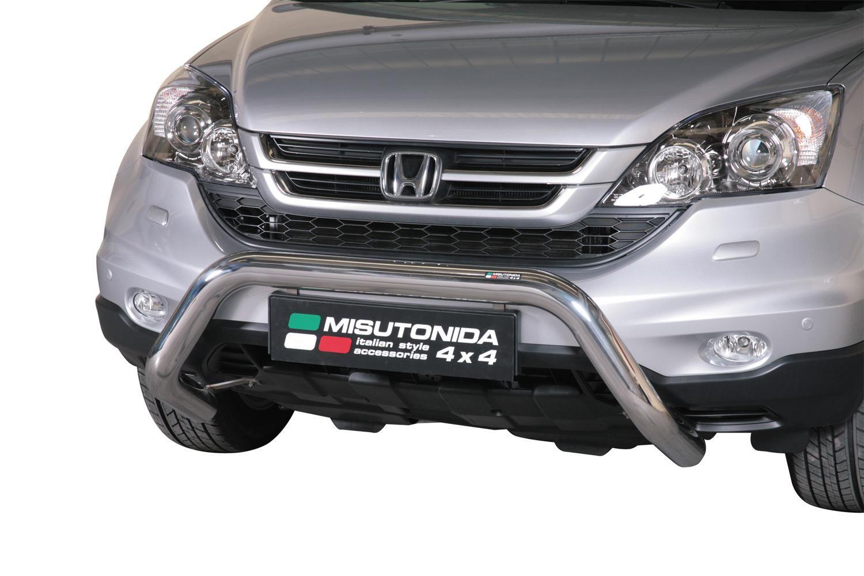Přední ochranný nerez rám Honda CR-V misutonida