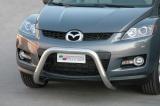 Přední ochranný nerez rám Mazda CX-7