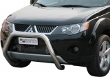 Přední ochranný nerez rám Mitsubishi - Outlander