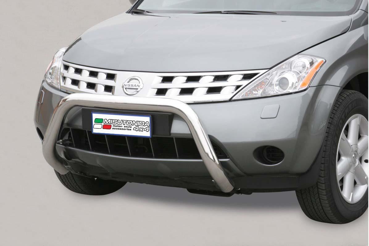 misutonida Přední ochranný nerez rám Nissan Murano