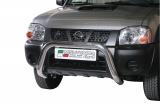 Přední ochranný nerez rám Nissan NP 300