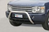 Přední ochranný nerez rám LAND ROVER Range Rover 05/08