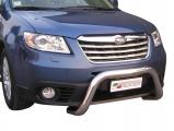 Přední ochranný nerez rám Subaru Tribeca II