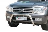 Přední ochranný nerez rám Toyota Land Cruiser V8