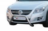 Přední ochranný nerez rám Volkswagen Tiguan-Sport