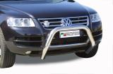 Přední ochranný nerez rám Volkswagen Touareg SUV