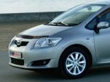 Plexi lišta přední kapoty Toyota Auris I facelift