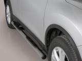Nerez boční nášlapy se stupátky Nissan X Trail III