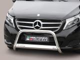Nerezový přední ochranný rám Mercedes V Class W447