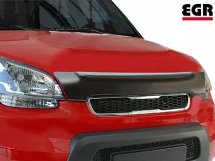 Plexi lišta přední kapoty Kia Soul I EGR Automotive