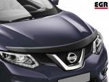 Plexi lišta přední kapoty Nissan X-Trail III