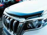 Plexi lišta přední kapoty Toyota Landcruiser 150
