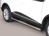 Nerez boční nášlapy se stupátky Renault Kadjar