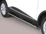 Nerez boční oválné nášlapy Renault Kadjar