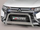 Nerezový přední ochranný rám 63mm Mitsubishi Outlander III facelift