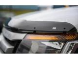 Plexi lišta přední kapoty Ford Ranger T6 facelift