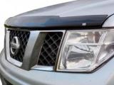 Plexi lišta přední kapoty Nissan Navara D23