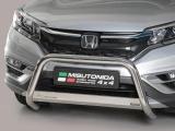 Nerezový přední ochranný rám 63mm Honda CR-V IV facelift