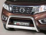 Nerezový přední ochranný rám 63mm Nissan Navara NP 300