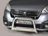 Nerezový přední ochranný rám 63mm Peugeot Partner / Citroen Berlingo