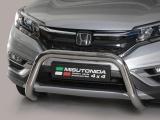 Nerezový přední ochranný rám 76mm Honda CR-V IV facelift