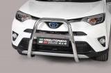 Nerezový přední ochranný rám 63mm - vysoký Toyota RAV 4 IV facelift