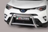 Nerezový přední ochranný rám 76mm Toyota RAV 4 IV facelift
