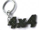 Karbonová klíčenka 4x4