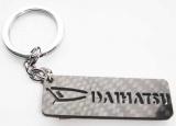 Karbonová klíčenka Daihatsu