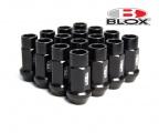 Kolové matice (štefty) Blox závit M12 x 1.25 - černé