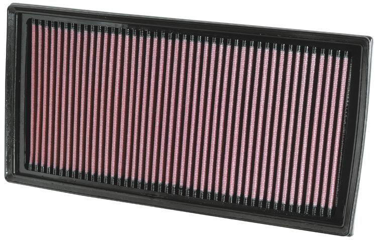 Vzduchový filtr KN MERCEDES BENZ SL63 AMG 6.3L K&N