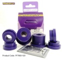 Silentbloky Powerflex Rover Mini Cooper Rear Sub Frame Mounting Kit 76-