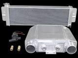 Aftercooler kit s externím vodním chladičem a vodní pumpou