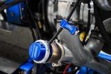 Manuální regulátor plnícího tlaku (MBC) Turbosmart Boost Tee (ball-spring)