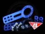Přední odtahový hák (odtahové oko) Benen style - modrý