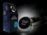 Startovací tlačítko Pivot - Start engine - modré podsvícení