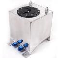 Závodní hliníková palivová nádrž 10l (racing fuel tank)