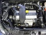 Kit přímého sání Dbilas Dynamic FlowMaster Kit Opel Astra G/H Z20LET / Z20LEL / Z20LER / Z20LEH