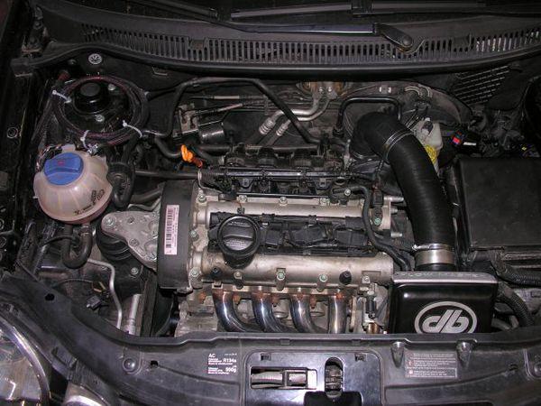 Kit přímého sání Dbilas Dynamic FlowMaster Kit VW Polo / Seat Ibiza / Škoda Fabia 1.2 12V+1.4-1.6 16V