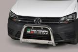 Nerezový přední ochranný rám 63mm Volkswagen Caddy / Maxi