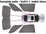 Sluneční clony CarShades BMW X1, 5-dvéř.
