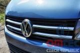 Nerez chrom lišty přední masky Volkswagen T6
