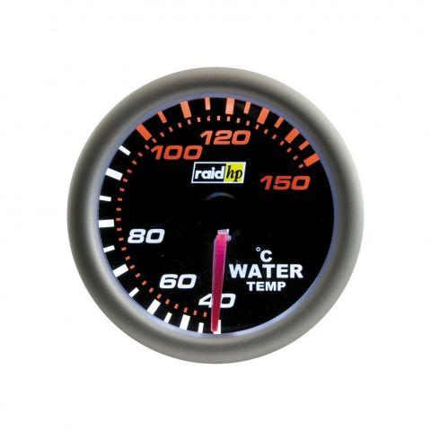 Přídavný budík Raid Night Flight - teplota vody