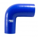 Silikonová hadice Samco redukční koleno 90° 38 > 25mm