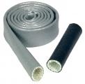 Thermotec Heat sleeve 12,7mm, 15m stříbrný