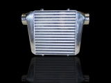 Intercooler FMIC 460 x 300 x 76mm (280 x 300 x 76mm) - výstupy 80mm