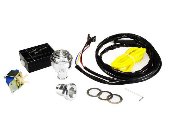 Jap Parts Blow off ventil - dieselové / naftové motory / TDI (open loop)